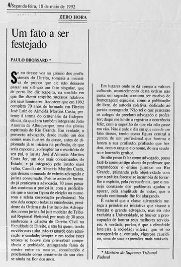 Artigo sobre José Luis Martins Costa2