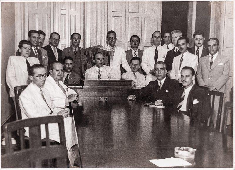 Reunião do Instituto dos Advogados do RS